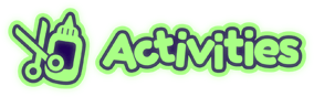 Activities for Kids Icons