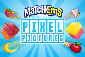 Match-Ems Pixel Pictures