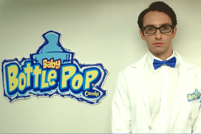 Behind the Scenes at the Baby Bottle Pop Labs Part 2