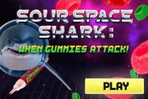 Sour Space Shark