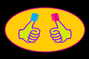 Push Pop Thumb War
