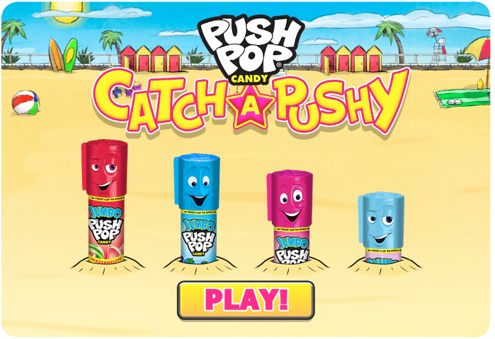 Push Pop – Catch-A-Pushy